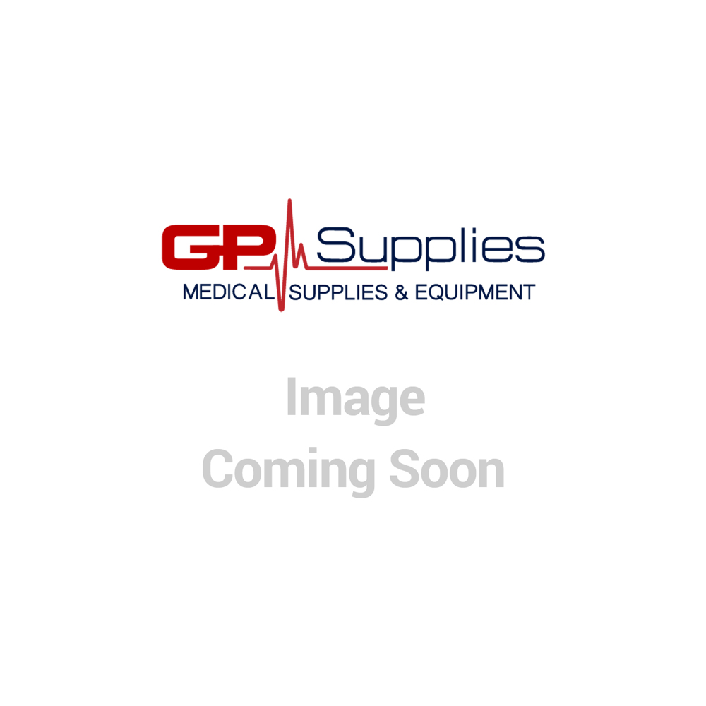 Marlux Uni-Glide Anti-Bacterial Disposable Curtain Summer Blue 4200mm x 1950mm